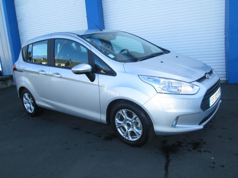 FORD B-MAX 1.5 TDCi 75ch Edition Stop&Start