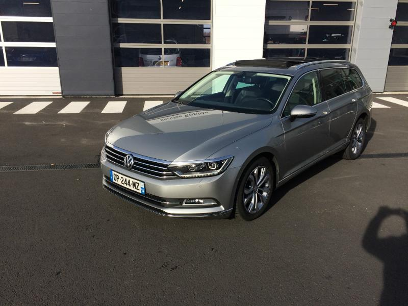 VOLKSWAGEN Passat SW 2.0 TDI 150ch BlueMotion Technology Carat Edition DSG6