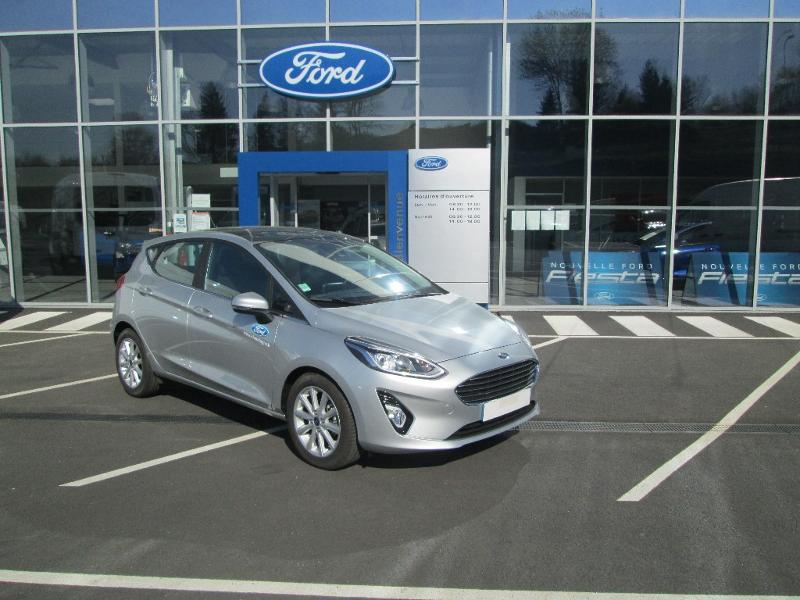 FORD Fiesta 1.0 EcoBoost 125ch Stop&Start B&O Play First Edition 5p