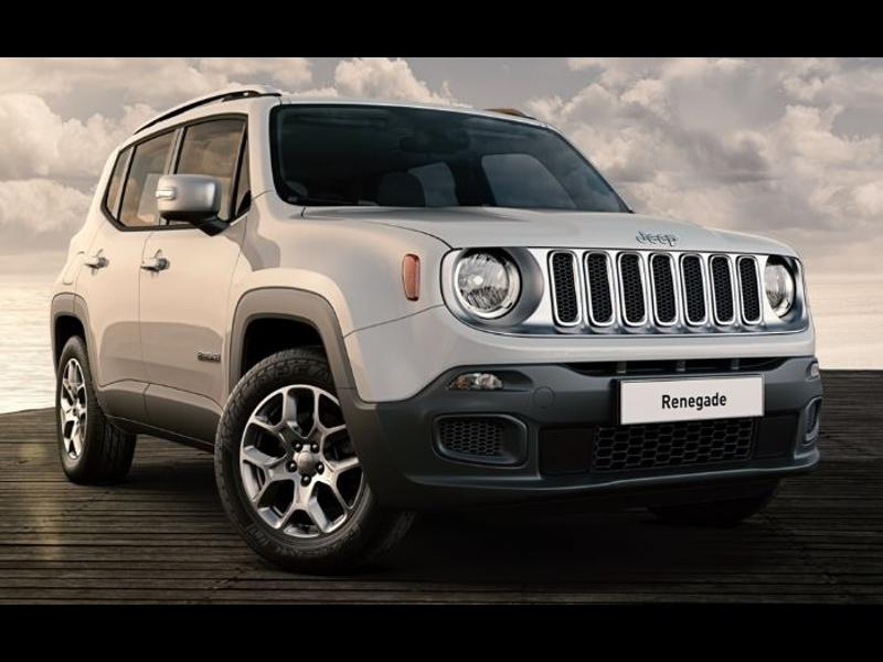 JEEP Renegade 1.6 MultiJet S&S 120ch Limited