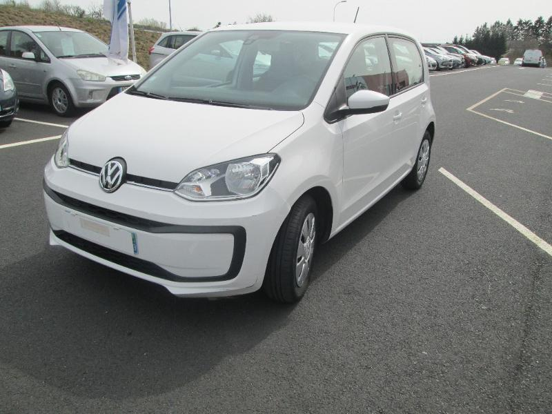 VOLKSWAGEN up! 1.0 60ch Move up! 3p