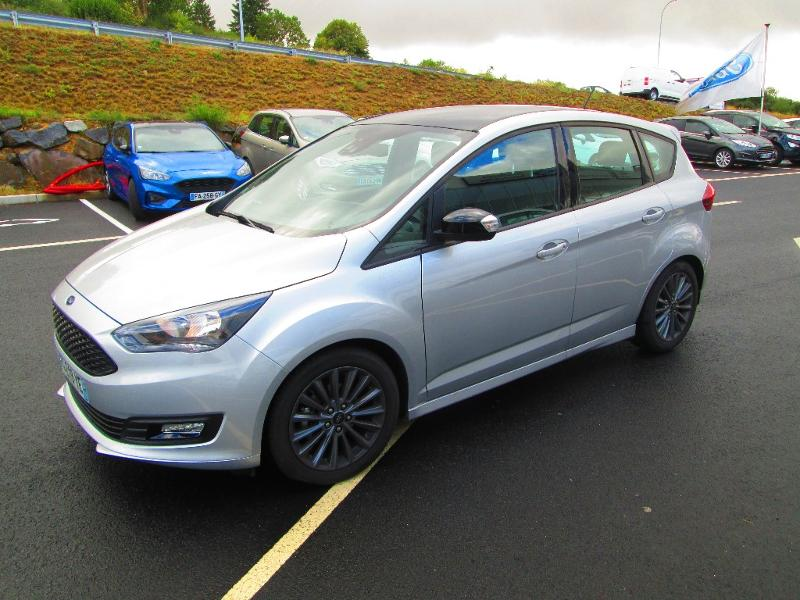 FORD C-MAX 1.0 EcoBoost 125 ch BVM6 S&S SPORT