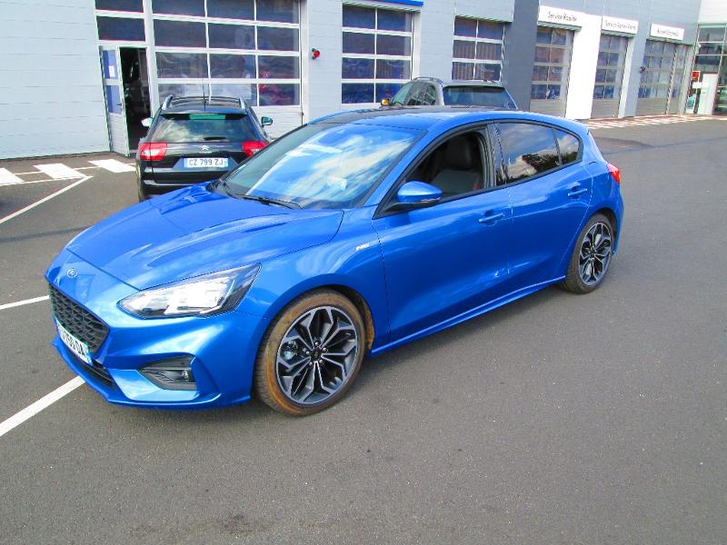 FORD Nouvelle FOCUS 5P – 1.0 EcoBoost 125 ch S&S BVM6 ST-LINE