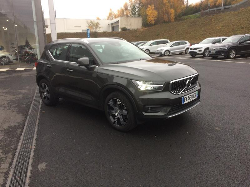 VOLVO XC40 D3 AdBlue 150ch Inscription Geartronic 8