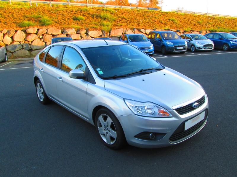 FORD Focus 1.8 TDCi 115ch Trend 5p