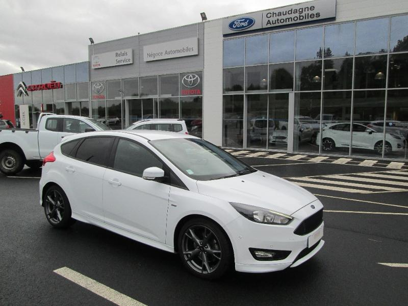 FORD Focus 2.0 TDCi 150ch Stop&Start ST Line