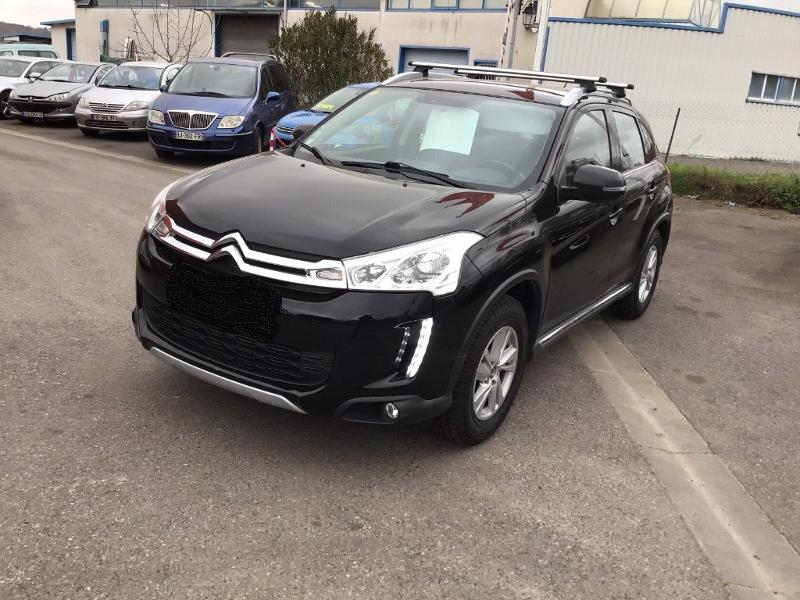 CITROEN C4 Aircross 1.6 e-HDi115 4×2 Exclusive