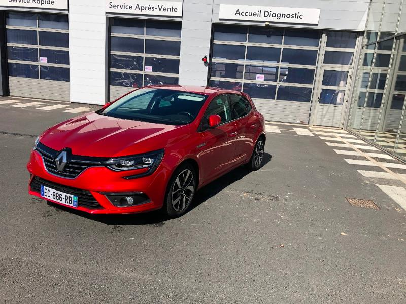 RENAULT Megane 1.2 TCe 130ch energy Intens