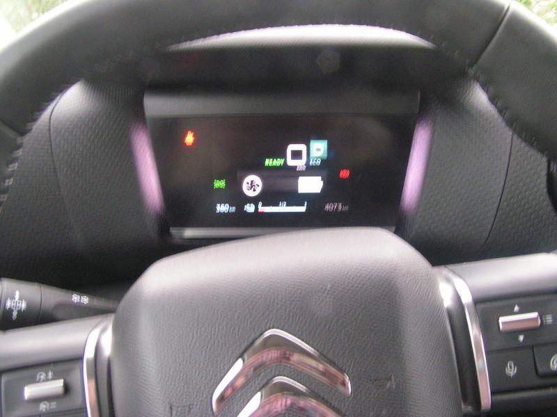 CITROEN C4 Moteur électrique 136ch (100 kW) Feel Pack Automatique